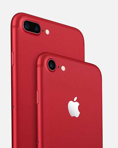 iPhone Red.